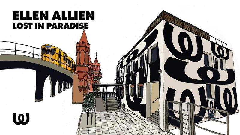 Ellen Allien - Lost In Paradise