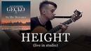 Alexander Gecko Height live in home studio
