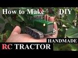 RC трактор ДТ-54 от Hachette   Как переделать коллекционную модель в радиоуправляемую
