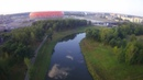 Мордовия. Саранск. Экопарк(Химмаш) во время рассвета. Место впадения р.Тавла в р. Инсар.
