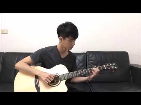 (Sungha Jung)Fly Me to The Moon - Pan Zhong Wei
