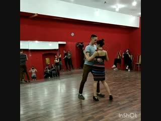 Sokolov Pavel & Digina Alevtina. Kizomba