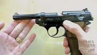 Лучшие пневматические пистолеты.