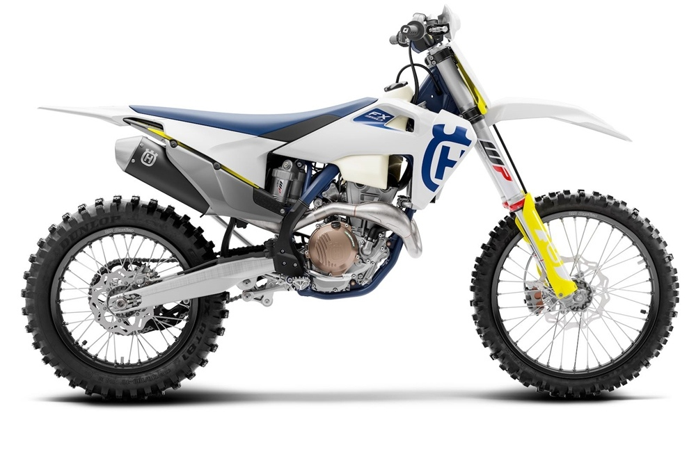 Модельный ряд эндуро Husqvarna FX 450 / FX 350 / TX 300i 2020