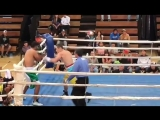 Қазақстандық боксшы Арман Рысбек (2-0-0, 1КО) бүгін кәсіпқой шаршы алаңдағы үшінші жекпе-жегінде жеңіске жетті.