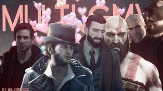 MULTIGMV |w/DBH x Assassin's Creed Syndicate x Vampyr x GoW x Witcher 3 x Far Cry 5