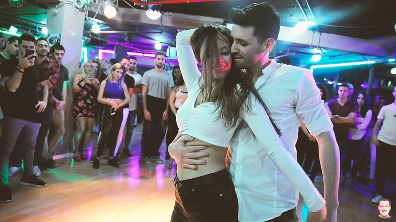 Daniel And Tom @Social Sensual bachata dance [Adicto]