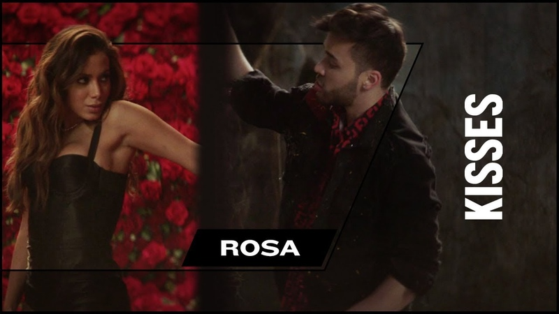 Anitta with Prince Royce - Rosa
