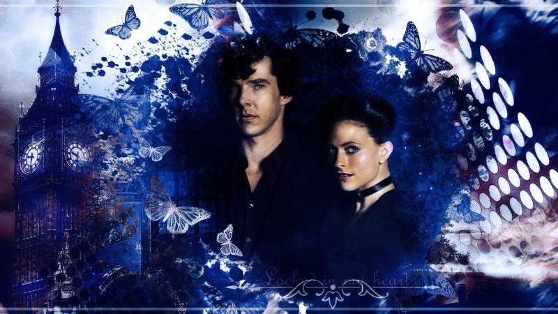 Sherlock Irene Люби Меня Фан Видео 💖