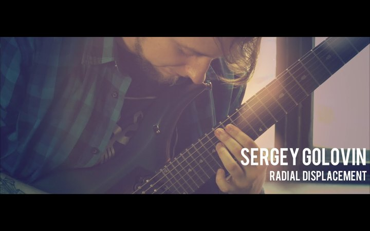 Sergey Golovin - Radial Displacement (Official Video)