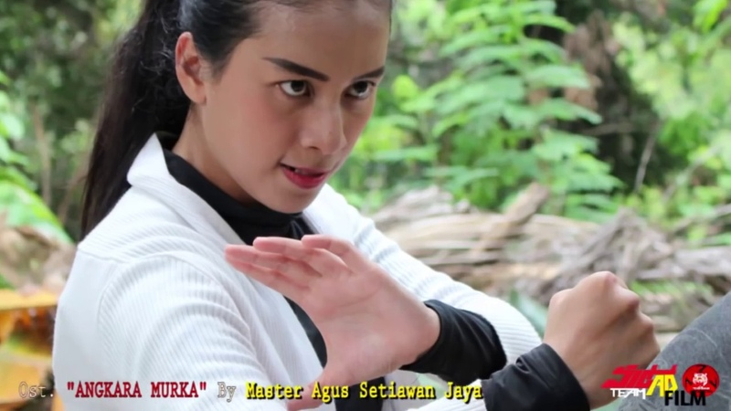 OST ANGKARA MURKA a.k.a The Warth Female Silat Fighter Jigh AD Harimau Utara Movie