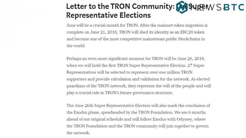 Stellar Novatti Partnership, Tron News, New York Probes Exchanges - April 19th C