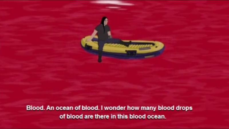 GHOSTEMANE PHARAOH - Blood Oceans (How Many)