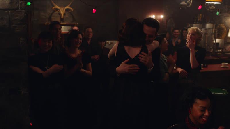The marvelous mrs. maisel |2x01| Ленни и Мидж