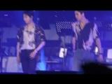 FANCAM 180623 EXO's Sehun - The Eve @ Lotte K-wave Concert