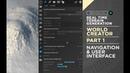 World Creator Introduction - PART 1 - Navigation UI