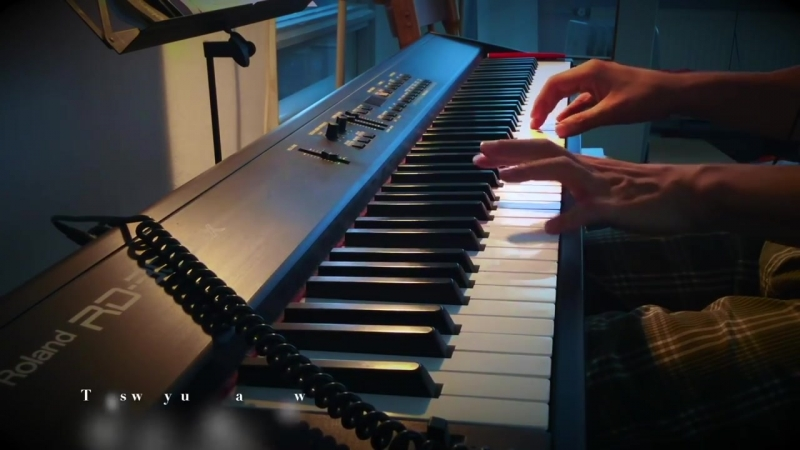 Thats Why You Go Away (MLTR) cover--piano-vocal RanYwayZ