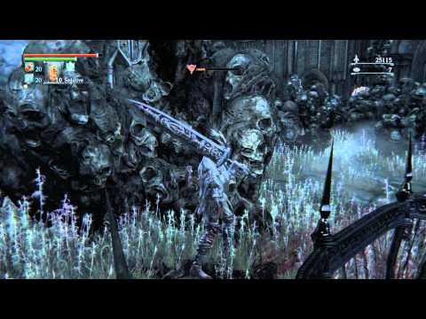 「Bloodborne」 GP ~ Surviving Frenzy via Brain Song (TTV-Commentary)