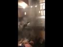 Поздравительные выступления поваров и противопожарной системы.