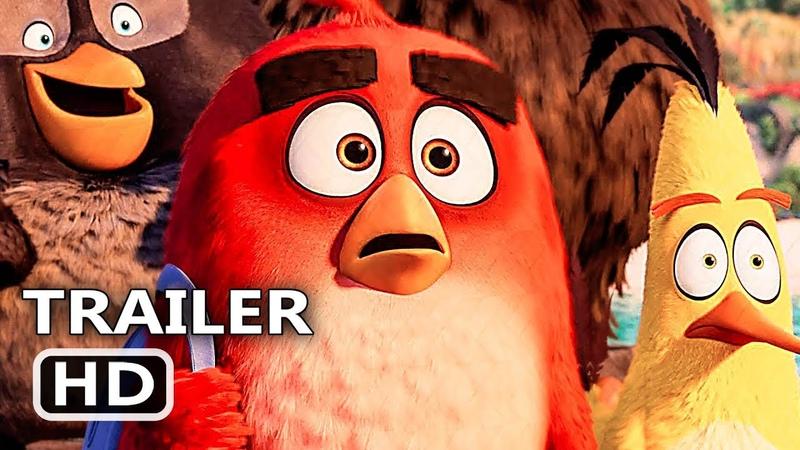 Angry Birds в кино 2 - тизер-трейлер