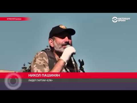Пашинян - кандидат в премьеры и мнение Саакашвили | ЧАС ОЛЕВСКОГО | 25.04.18