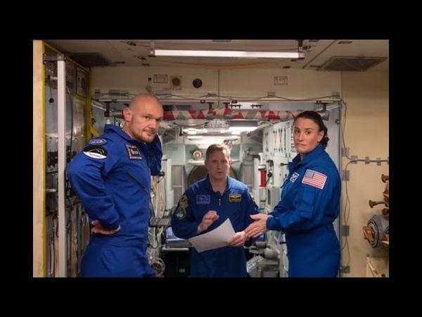 ХЬЮСТОН У НАС ПРОБЛЕМЫ или Зачем женщина астронавт просверлила МКС matveychev oleg