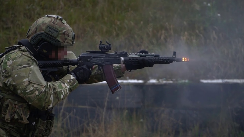 СПЕЦНАЗ РОССИИ / Special force FSS Russia in action