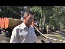 Сергей Корчевников о новой точке заправки водой коммунальной техники