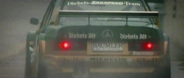 DTM 1993 In Slow Motion