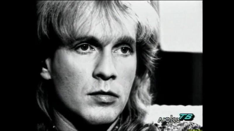 Крис Кельми - Ночное рандеву. Видеоклип (1988)