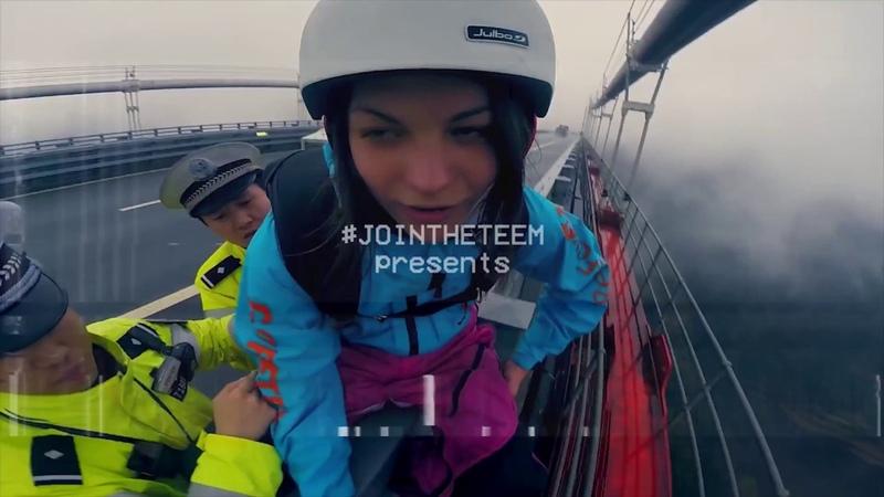 One true love. Skydiving. JoinTheTeem