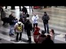 В Ростове спели песню «Мы с конем по полю идем» в рамках музыкального флешмоба