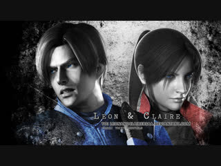Resident Evil OST Leon Claire Chris Gill Rebeka The End Of Heartache Theneme