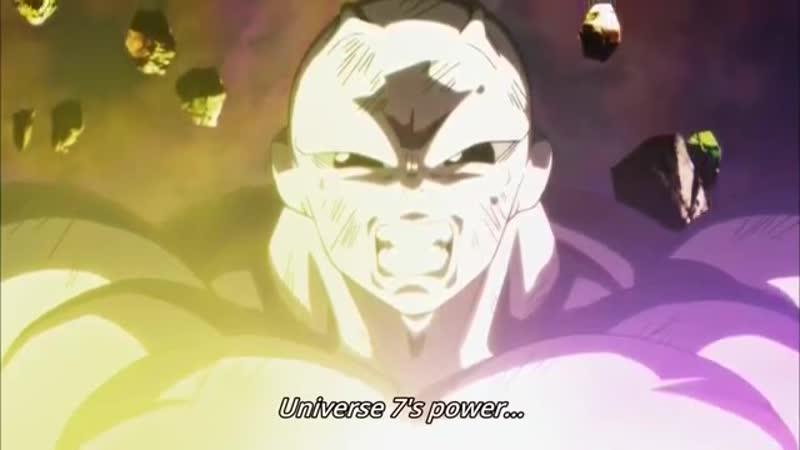 Goku and Frieza Defeats Jiren