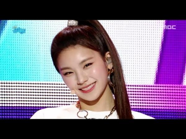 ♡190223♡ 《 ITZY(있지) 달라달라(DALLA DALLA) HOT Debut 》 → mbc show! music core