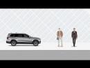 Угон Мерседес GLS за 10 секунд. Тест охраняемого паркинга на безопасность