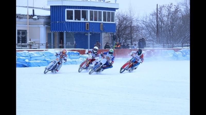29.11.18 Мотогонки на льду 2019.УТС Каменск-Уральский/Ice speedway 2019.Training camp