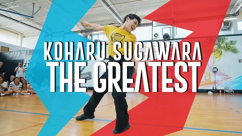 THE GREATEST I Koharu Sugawara I WhoGotSkillz Beat Camp 2018