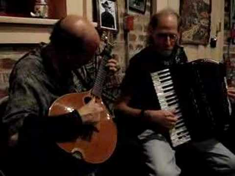 Joseph Sobol and David DiGiuseppe cittern and accordion