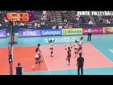 Never Celebrate Too Early in Volleyball
