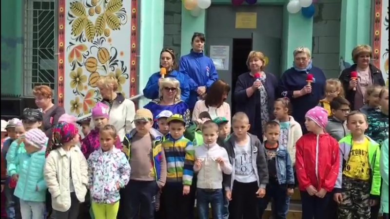 12 июня 2018 года в День России в д.Горетово прошли праздничные мероприятия