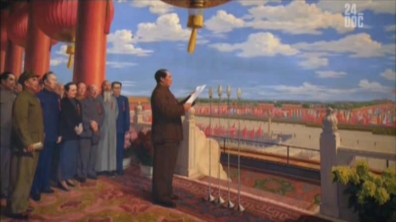 Искусство Китая, часть 3, Столкновение Востока и Запада.