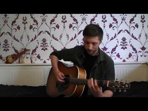 Alice Merton - No Roots60 seconds of fingerstylecover by Sergey Tepikinlive acoustic guitar