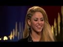 """Shakira ¦ """"They were looking at me as if i was an alien..."""" ¦ Skavlan"""