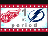 МАТЧ НОМЕР 93. 18 ОКТЯБРЯ 2018. DETROIT RED WINGS VS TAMPA BAY LIGHTNING