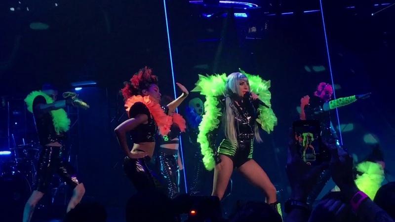 Lady Gaga - Dance in the Dark (ENIGMA Night 1)