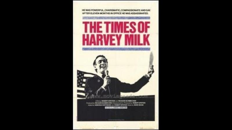 The Times of Harvey Milk (1984) Usa [Castellano] {Documental - Política - Homosexualidad} Dir. Rob Epstein