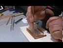 Tutorial Detalles de una ventana miniatura herramientas proxxon para trabajos en miniatura