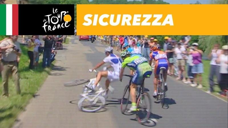 Tour de France 2018 - Sicurezza dei corridori