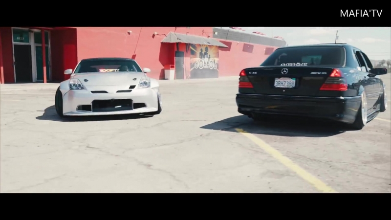 Appeal - Hood Up (Music Video)